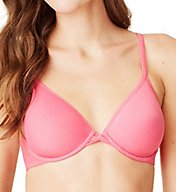 OnGossamer Gossamer Mesh Sheer Bliss Spacer T-Shirt Bra 019701