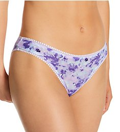 OnGossamer Mesh Hip-Bikini Panty 023150
