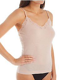 Only Hearts Organic Cotton Camisole with Lace 43591