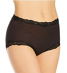 Only Hearts Organic Cotton Brief Panty 50973