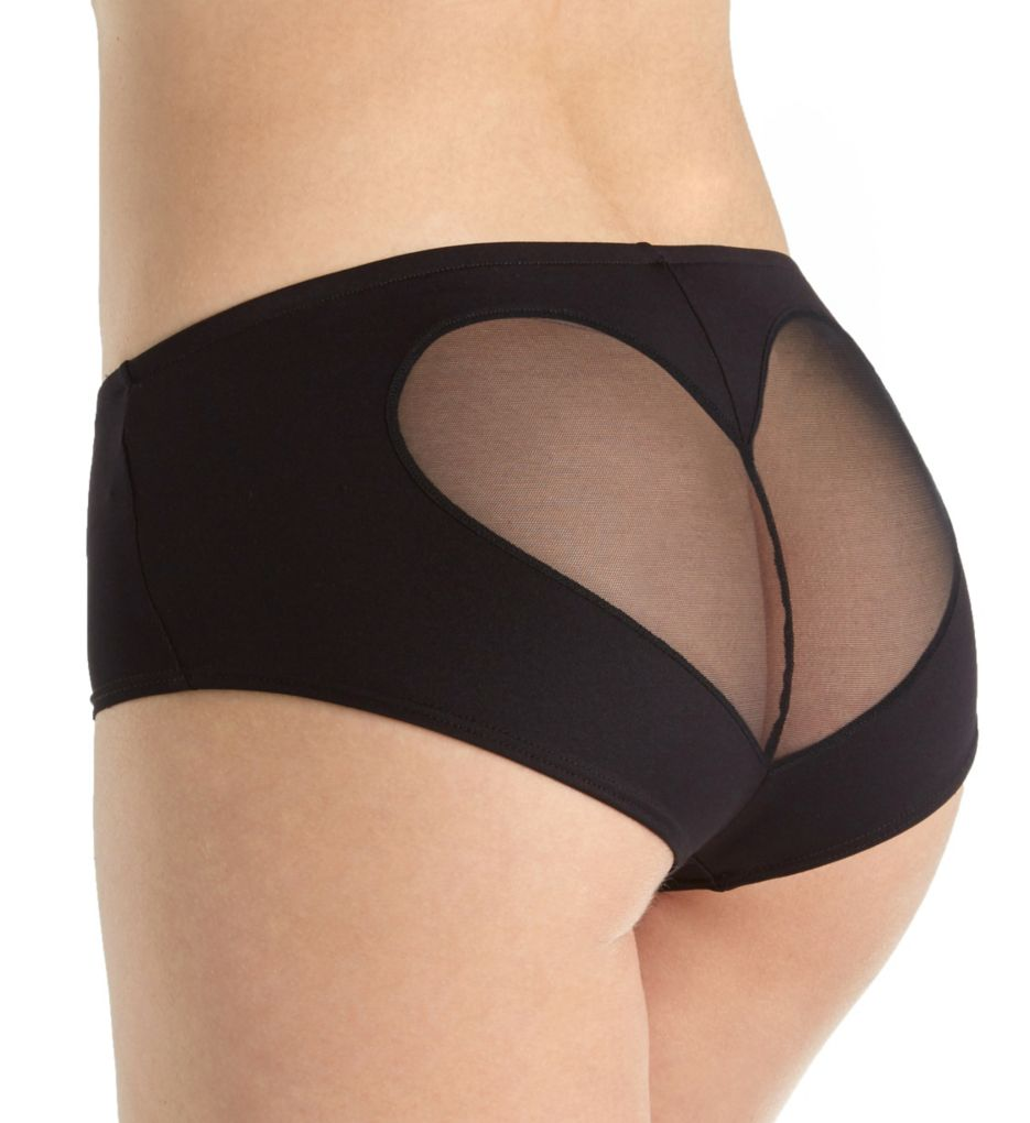 Only Hearts Heart Back Hipster Panty 51237