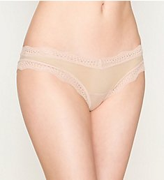 Only Hearts Whisper Lace Bikini Panty 51446