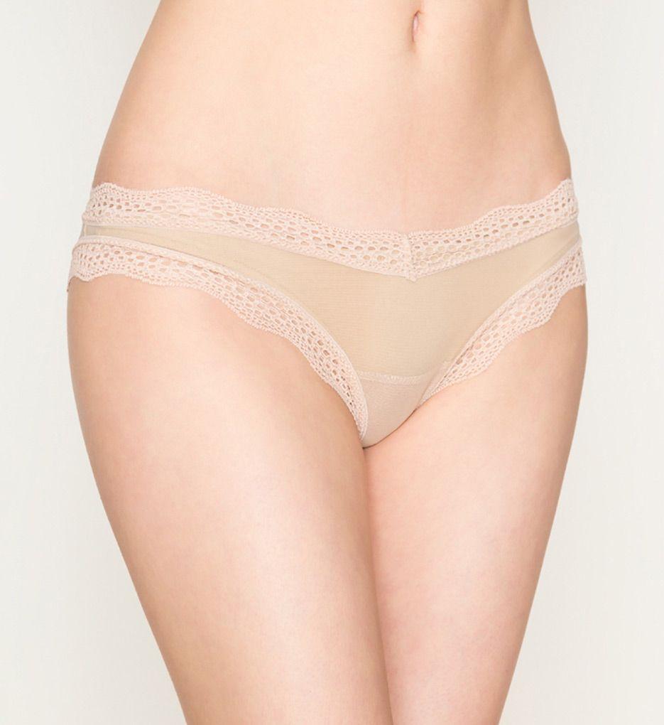 Only Hearts Whisper Lace Bikini Panty 51446