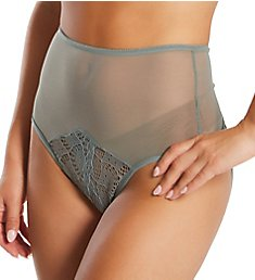 Only Hearts Whisper Hi Waist Brief Panty 51508