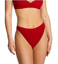 Only Hearts Organic Hi-Cut Bikini Brief Panty 51663