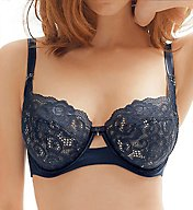 Panache Black Label Quinn Non Padded Balconette Bra 9241
