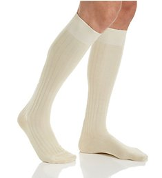 Pantherella Pembrey Sea Island Cotton Over The Calf Sock 635400