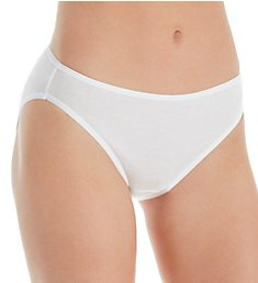 Paramour by Felina Allie Organic Cotton Bikini Panty 635045