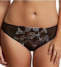 Paramour by Felina Ellie Hi Cut Bikini Panty 675009