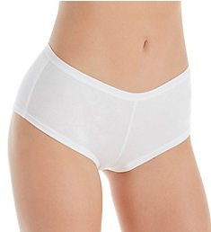 Paramour by Felina Allie Organic Cotton Boyshort Panty 735045