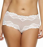 Paramour by Felina Stripe Delight Hipster Panty 735353