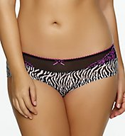 Paramour by Felina Sweet Revenge Hipster Panty 735702