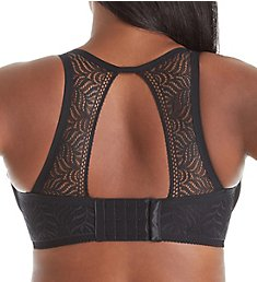 Paramour by Felina Lorraine Front Close Nursing Bra with Wicking 905001