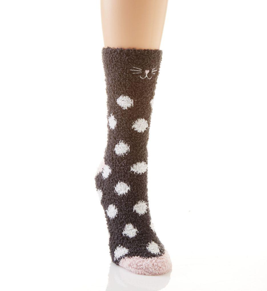 PJ Salvage City of Love Fuzzy Socks RBCLFX