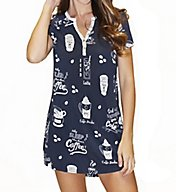 PJ Salvage Playful Prints Sleepshirt RCPPNS