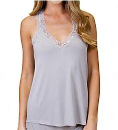 PJ Salvage Lily Leisure Lace Camisole with Shelf Bra RELLTK