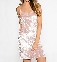 PJ Salvage Crushin' It Velvet Chemise RFCRCE