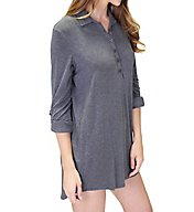 PJ Salvage Rayon Basics Sleepshirt RIMONS