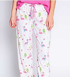 PJ Salvage Playful Prints Flamingo Pant RTPPP