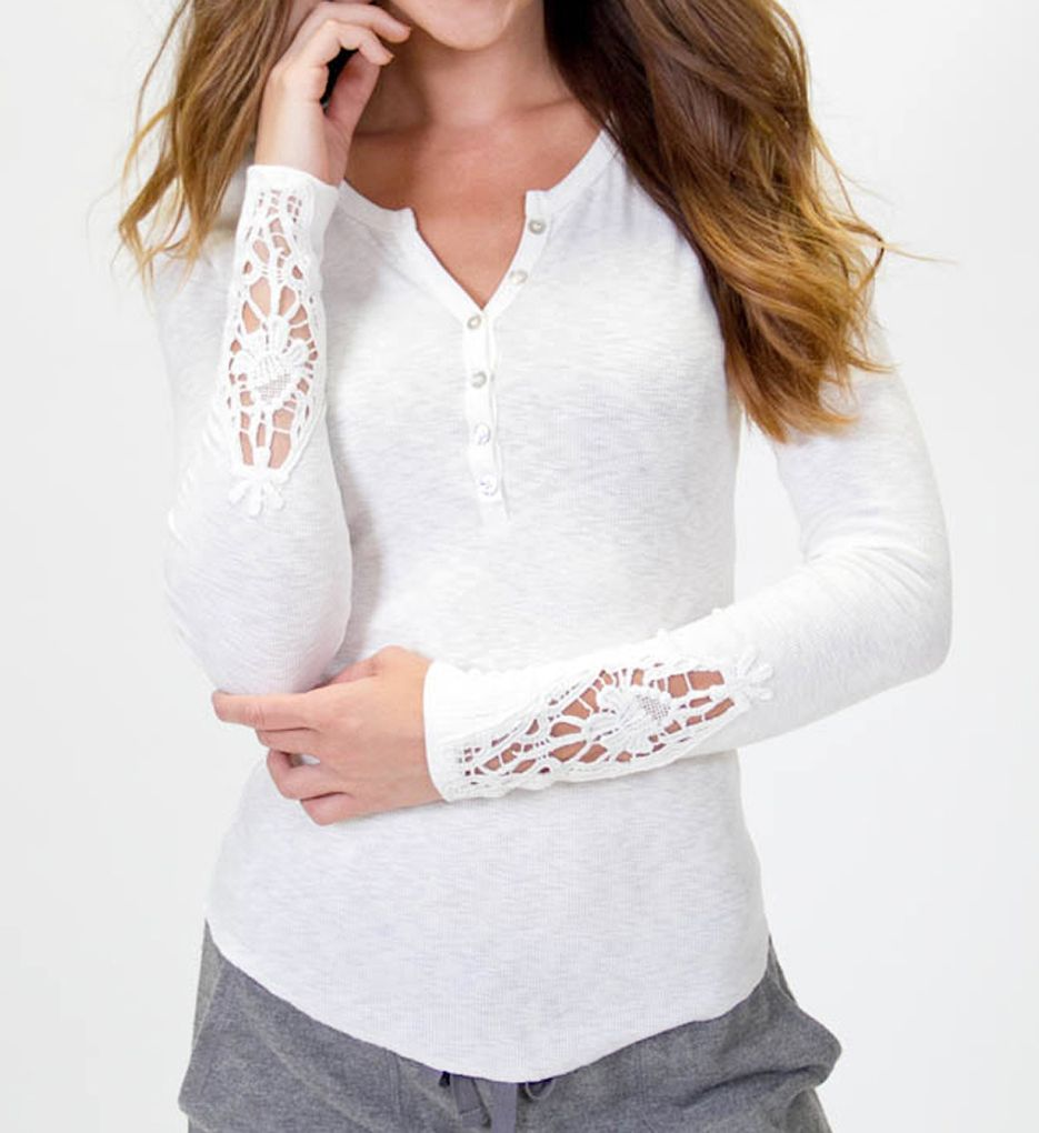PJ Salvage Rib Essentials Long Sleeve Shirt RZRBLS