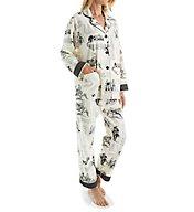 PJ Salvage Fantastic Flannel Western Pajama Set RZWEPJ