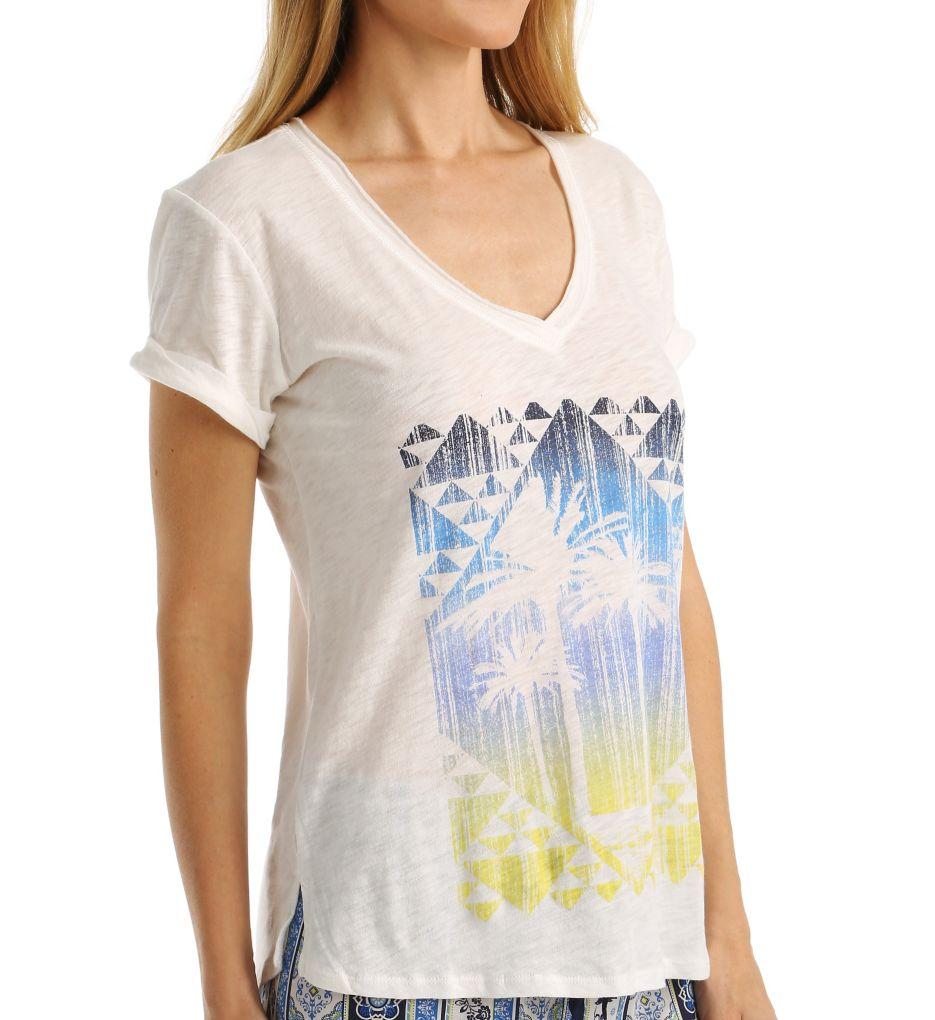PJ Salvage Coastal Blue T-Shirt XCOAT2