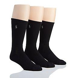 Polo Ralph Lauren Tech Athletic Crew Socks - 3 Pack 821063PK