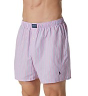 Polo Ralph Lauren Connoisseur 100% Cotton Woven Boxer R169