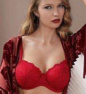 Prima Donna Couture Full Lace Balconette Bra 016-2582