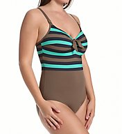 Prima Donna Punch Padded Cup One Piece Swimsuit 40-005-3