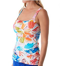 Profile by Gottex Splash Underwire Tankini Swim Top 2601D37