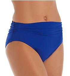 Profile by Gottex Date Night Ruched Brief Swim Bottom 2631P55