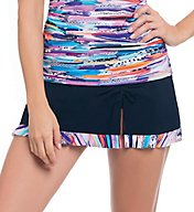 Profile by Gottex Venice Beach Skirted Swim Bottom 6531P92