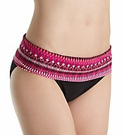 Profile by Gottex Indian Sunset Fold Brief Swim Bottom 7711P20