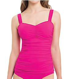 Profile by Gottex Tutti Frutti Underwire Tankini Swim Top 8371D18