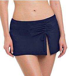 Profile by Gottex Tutti Frutti Side Slit Skirted Brief Swim Bottom 8371P92
