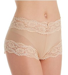 QT All Over Lace Boyshort Panty 5554QTP