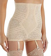 Rago Lace High Waist Brief Panty 6107