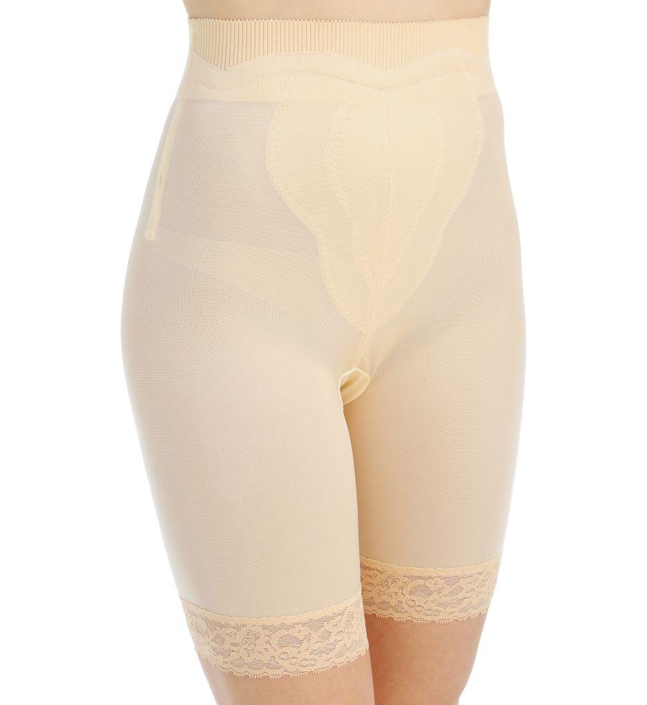Rago High Waist Long Leg Girdle Panty 6226
