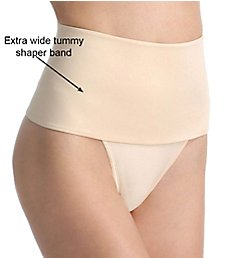 Rago Soft Shaping Wide Band Thong 801