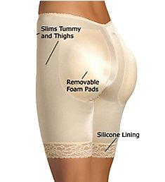 Rago Long Leg Padded Shaping Panty 916