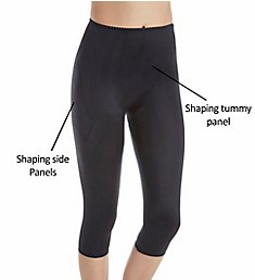Rago Light Shaping Capri Pant Liner 920