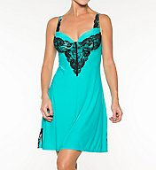 Rhonda Shear Wireless Molded Cup Chemise 1242