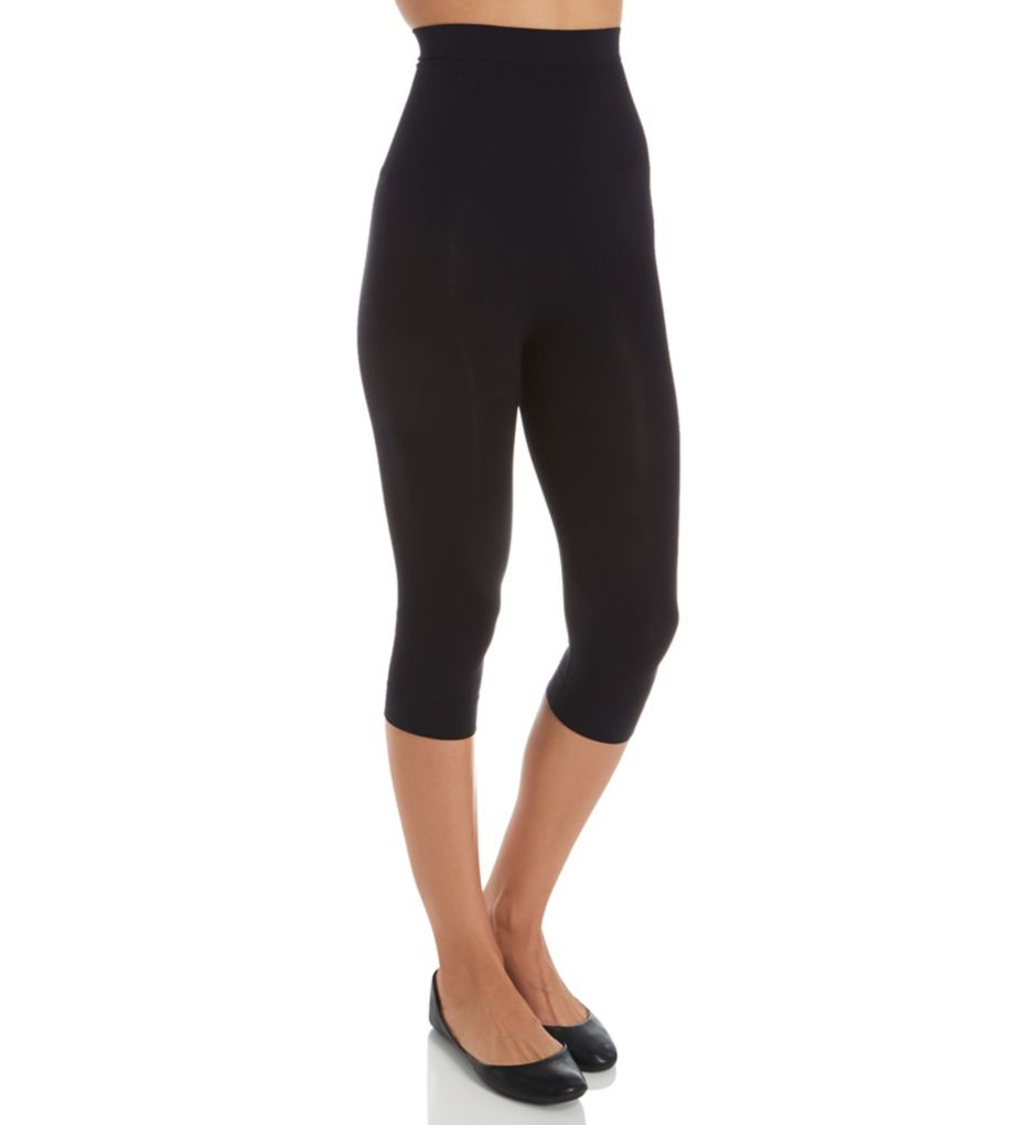 Rhonda Shear Seamless Shaping Capri Legging 1388