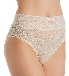 Rhonda Shear Lace Brief Panty 2913