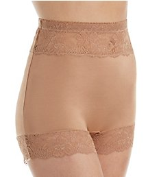 Rhonda Shear Pin Up Lace Trim Panty 4002