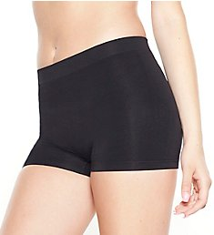 Rhonda Shear Seamless Boyshort Panty 4042