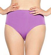 Rhonda Shear Seamless Brief Panty 4043