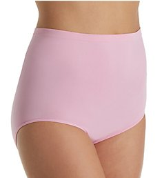 Rhonda Shear Ahh High Waisted Seamless Brief Panty 4230