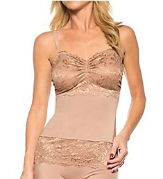 Rhonda Shear Lace Shaping Camisole 4259